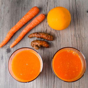 Orange Turmeric Immunity Booster