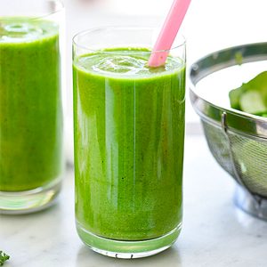 Immune Boosting sweet green smoothie