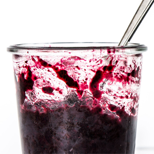 Blueberry Chia Seed Jam