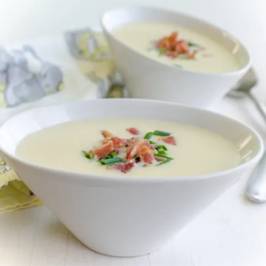 Leek Potato Fennel Soup Recipe