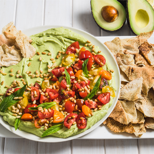 Avocado Entertaining Platter Australia Day Recipe