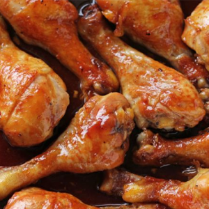 Honey Glazed Chicken Drumsticks Australia Day Recipe