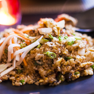 Vicky's Gourmet Fried Rice Chinese New Year Recipe
