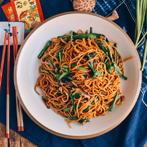 Long Life Noodles Chinese New Year Recipe