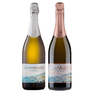 Ninth Island Sparkling Wine of the Month