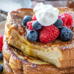 Stuffed French Toast Father's Day