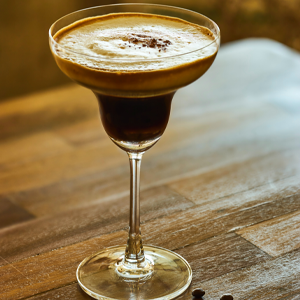 Espresso Martini Recipe Snacks