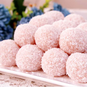Strawberry Cheesecake Bliss Balls Recipe Snacks