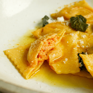 Woodbridge Smokehouse Salmon Ravioli Easter Recipe