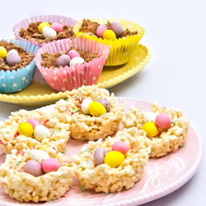 Easter Egg Nests Easter Recipe