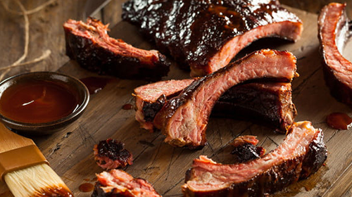 Sticky BBQ Pork Ribs Recipe